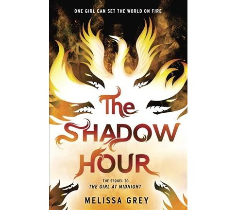Shadow Hour (Reprint) (Paperback) (Melissa Grey) - image 1 of 1