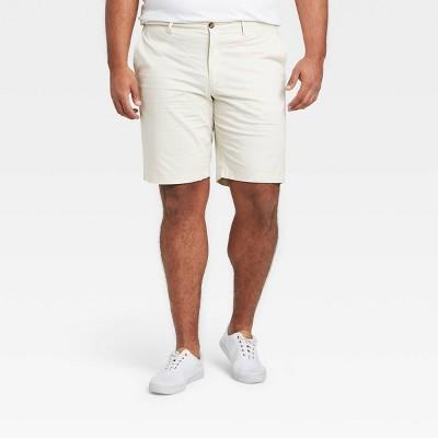 "Men's 10.5"" Linden Flat Front Shorts - Goodfellow & Co™"