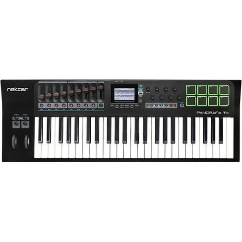Nektar Panorama T4 49-Key USB MIDI Keyboard Controller - image 1 of 4