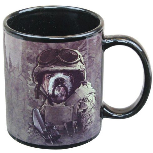 Just Funky Combat Sam 11oz Coffee Mug - image 1 of 2