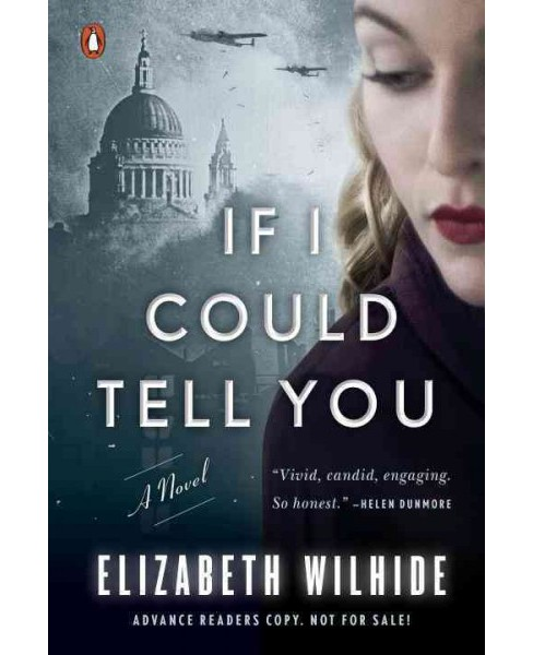 If I Could Tell You (Paperback) (Elizabeth Wilhide) - image 1 of 1