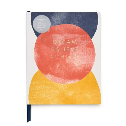 Kikki.K Intent Journal with Flexible Cover - image 1 of 4