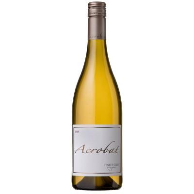 Acrobat Pinot Gris White Wine - 750ml Bottle