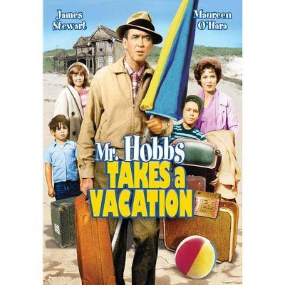 Mr. Hobbs Takes A Vacation (DVD)(2006)
