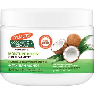 Palmer's Coconut Oil Formula Moisture Boost Grow Hairdress Conditioner - 8.8 oz