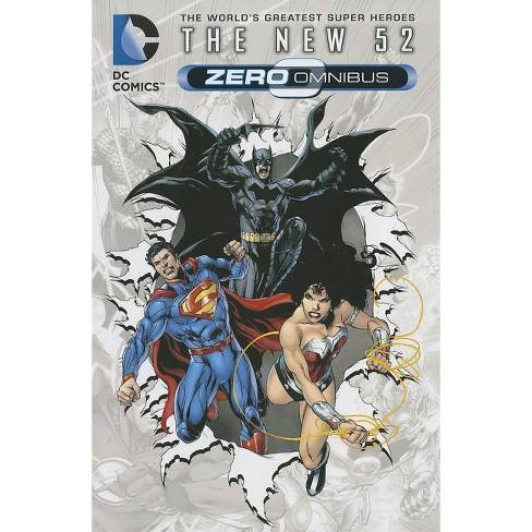 The New 52 Zero Omnibus - (Hardcover) - image 1 of 1