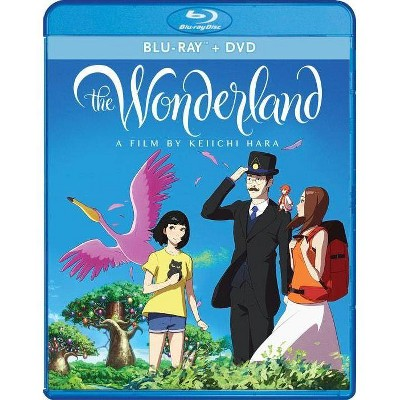 The Wonderland (Blu-ray + DVD)