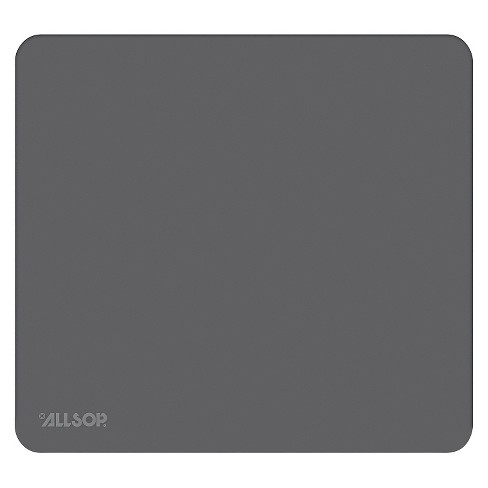 "Allsop® Accutrack Slimline Mouse Pad, Graphite, 8 3/4"" x 8"" - image 1 of 1"