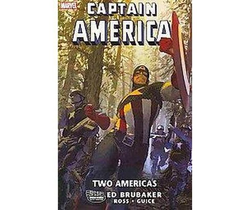Captain America (Paperback) - image 1 of 1