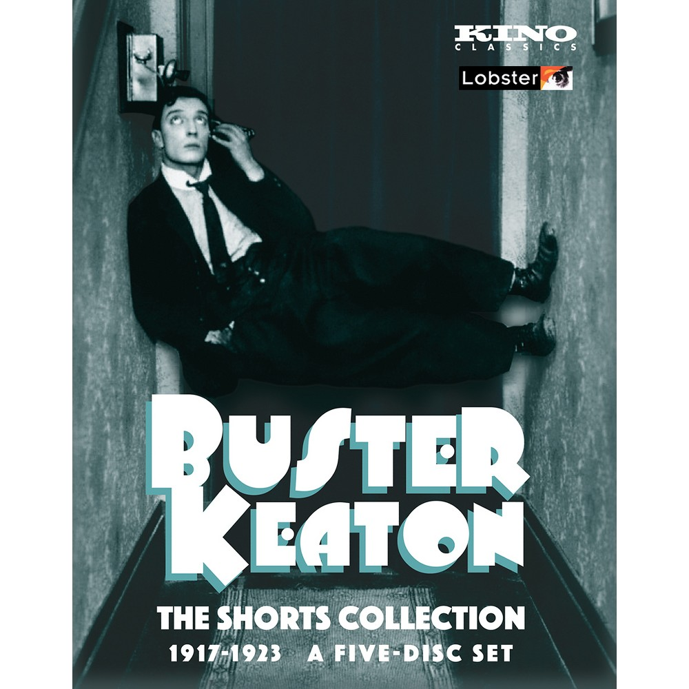 Buster Keaton:Shorts Collection 17-23 (Dvd)