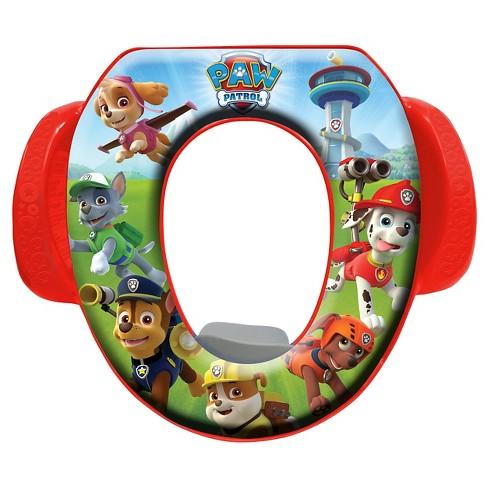 Nickelodeon Paw Patrol Toilet Training Seat - Red - image 1 of 2