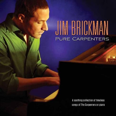 Jim Brickman - Pure Carpenters (CD) - image 1 of 1