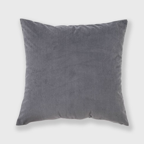 """18""""x18"""" Solid Ribbed Textured Square Throw Pillow - freshmint - image 1 of 4"""