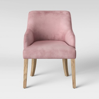 Stockbridge Anywhere Chair Dusty Blush - Threshold™