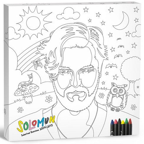 Solomun - Selected remixes 2009-2015 (Vinyl) - image 1 of 1