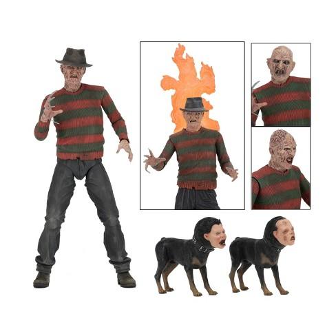 "A Nightmare on Elm Street 2: Freddy's Revengs Ultimate Freddy Krueger 7"" Action Figure & Accessories - image 1 of 4"