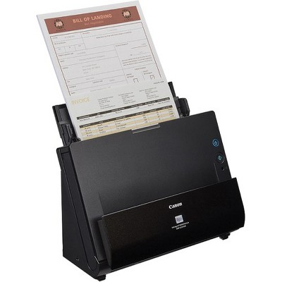 Canon imageFORMULA DR-C225II Sheetfed Scanner - 600 dpi Optical - 25 ppm (Mono) - 25 ppm (Color) - Duplex Scanning - USB