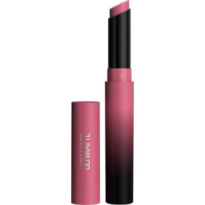 Maybelline Color Sensational Ultimatte Slim Lipstick - 0.06oz
