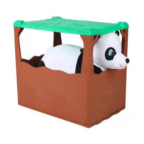 Dynacraft 6V Zoo Crew Panda Powered Ride-On - image 1 of 4