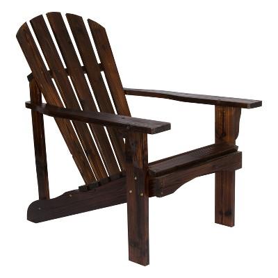 Rockport Adirondack Chair - Brown
