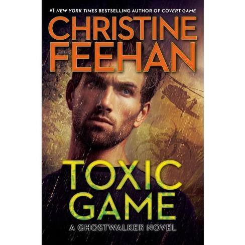 Toxic Game Ghostwalker By Christine Feehan Hardcover Target