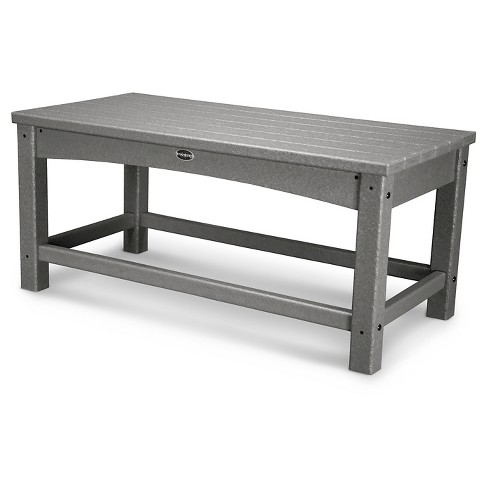 POLYWOOD® Vineyard Coffee Table - image 1 of 1