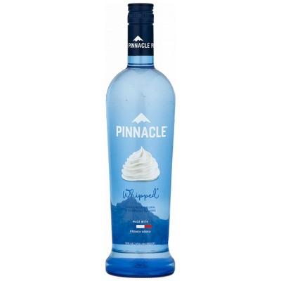 Pinnacle Whipped Cream Flavored Vodka - 750ml Bottle