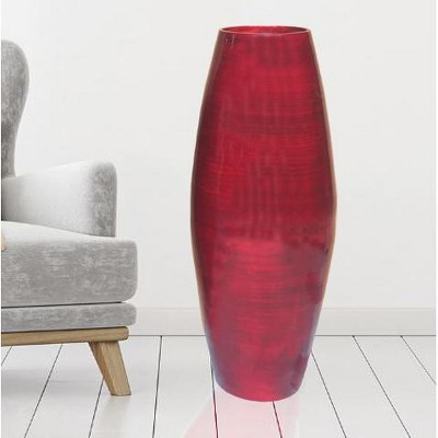 Uniquewise 27.5 Tall Bamboo Floor Vase