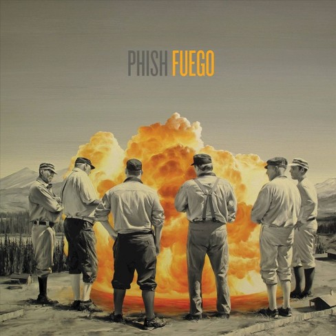 Phish - Fuego (Vinyl) - image 1 of 1