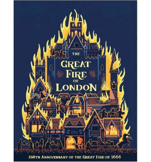 Great Fire of London (Hardcover) (Emma Adams) - image 1 of 1
