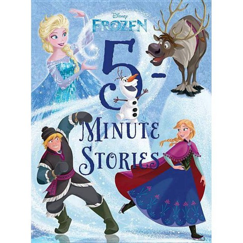 Frozen 5-Minute Stories ( 5-minute Stories) (Hardcover) by Disney - image 1 of 1