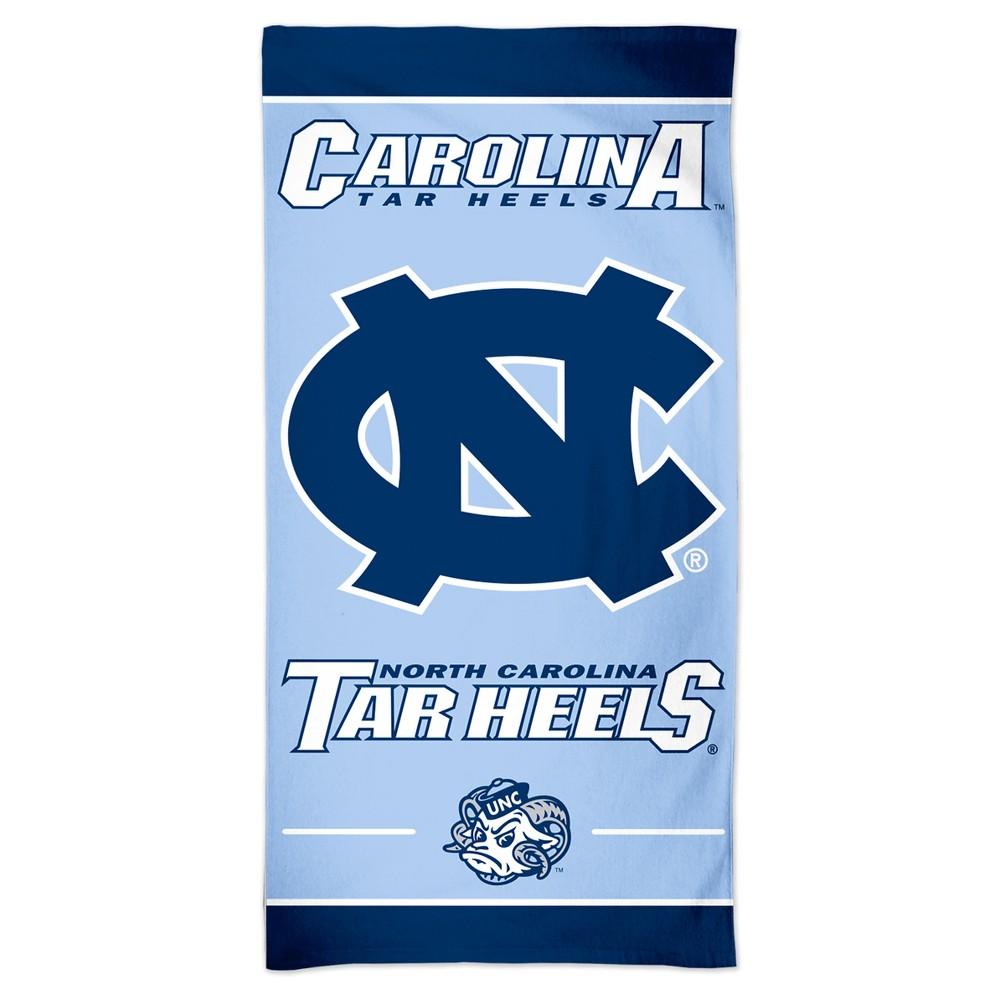NCAA Wincraft Beach Towel North Carolina Tar Heels