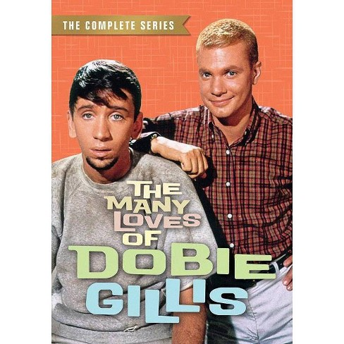 The Many Loves of Dobie Gillis: The Complete Series (DVD) - image 1 of 1