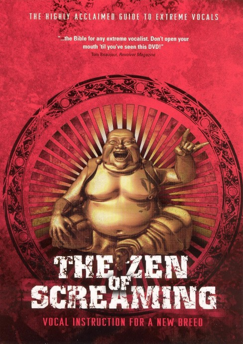 Zen of screaming (DVD) - image 1 of 1