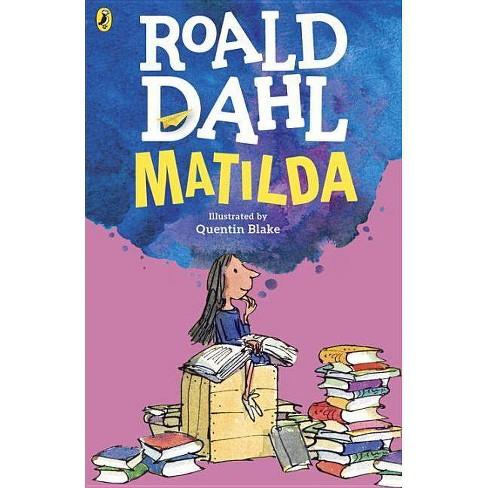 Matilda (Reprint) (Paperback) by Roald Dahl - image 1 of 1