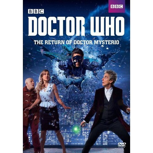 Doctor Who: The Return of Doctor Mysterio (DVD) - image 1 of 1