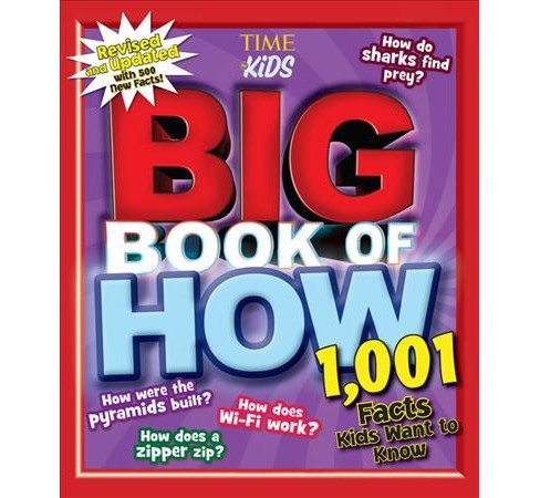 Big Book of How : 1,001 Facts Kids Want to Know (Hardcover) (Jr. James Buckley & Michael Centore & Cari - image 1 of 1