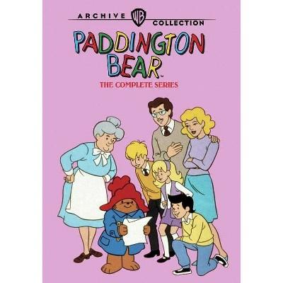 Paddington Bear: The Complete Classic Series (DVD)(2020)