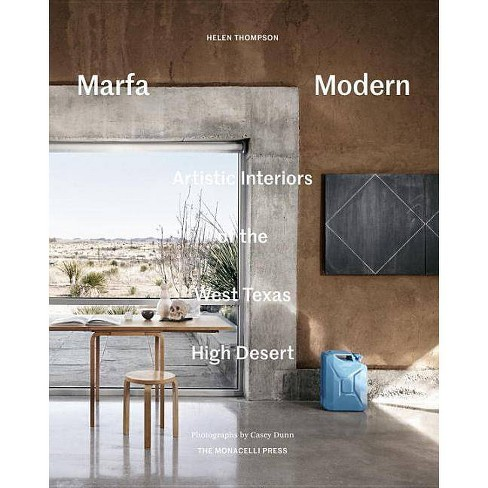 Marfa Modern - by  Helen Thompson (Hardcover) - image 1 of 1
