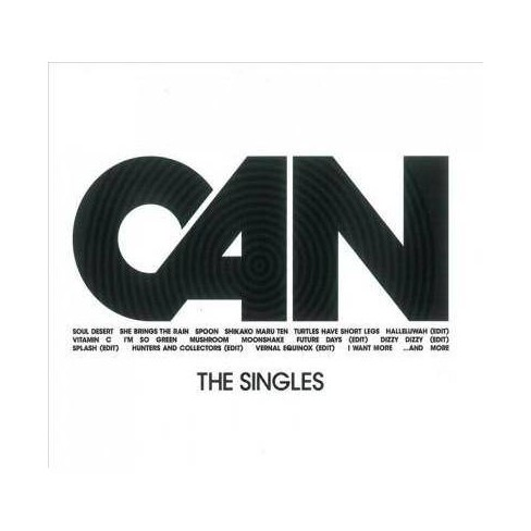 Can - The Singles (CD) - image 1 of 1