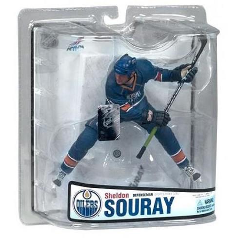 McFarlane Toys NHL Edmonton Oilers Sports Picks Series 18 Sheldon Souray Action Figure - image 1 of 1