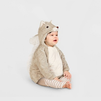 Baby Pullover Squirrel Halloween Costume - Hyde & EEK! Boutique™