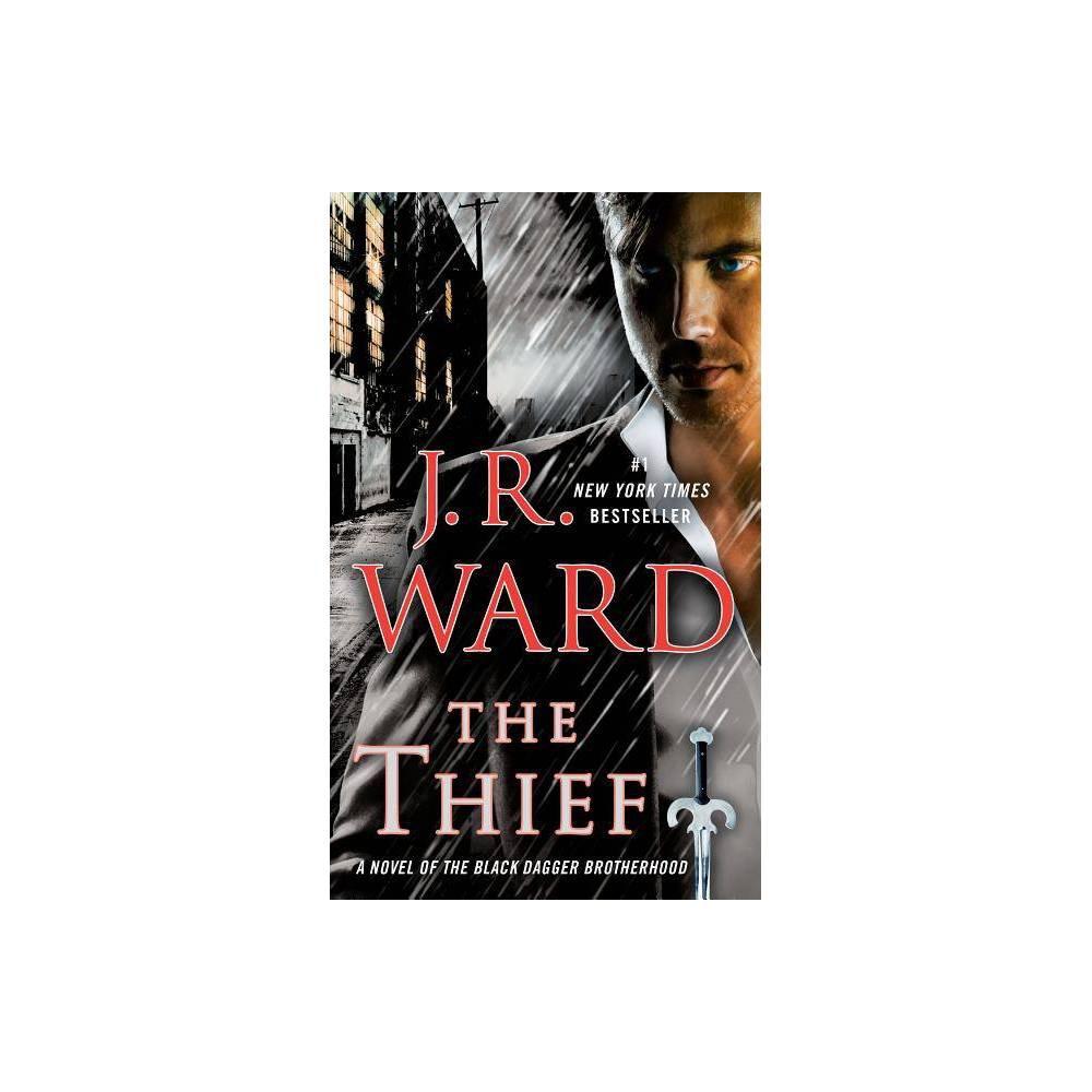 The Thief - (Black Dagger Brotherhood) by J R Ward (Paperback) Top