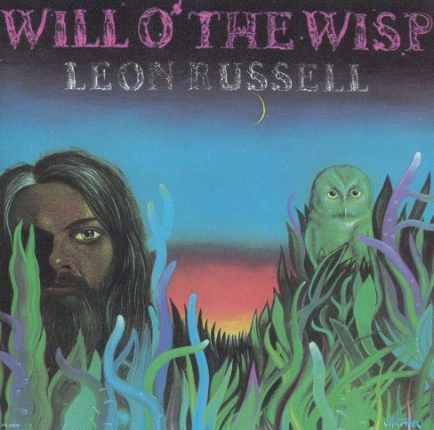 Leon russell - Will o the wisp (CD) - image 1 of 1