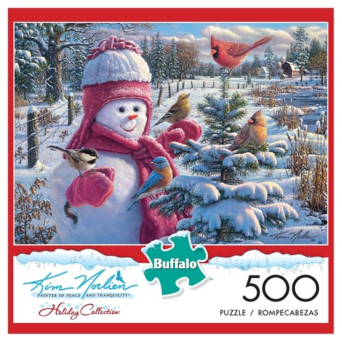 97b38e2032f9 Buffalo Games Holiday Collection Jigsaw Puzzle 500pc : Target