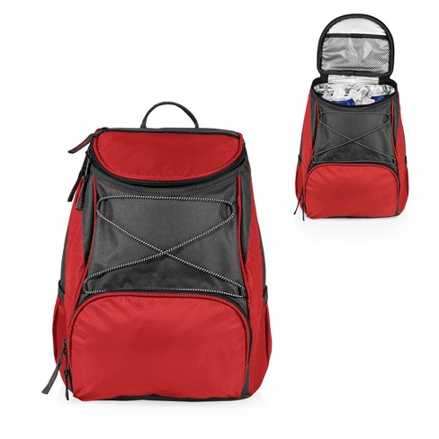 213cfd39c8 Picnic Time PTX Backpack Cooler - Red   Dark Gray   Target
