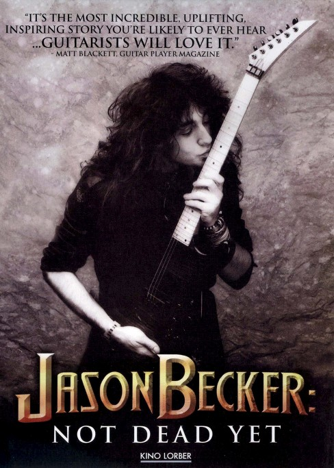 Jason becker:Not dead yet (DVD) - image 1 of 1