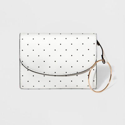 Gifting Clutch - A New Day™ True White