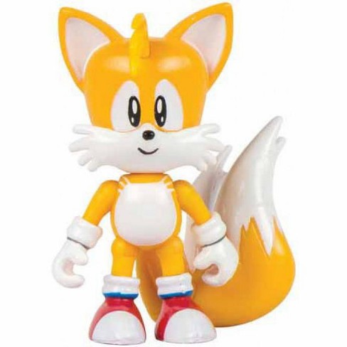 Sonic The Hedgehog Classic Tails Action Figure Loose Target