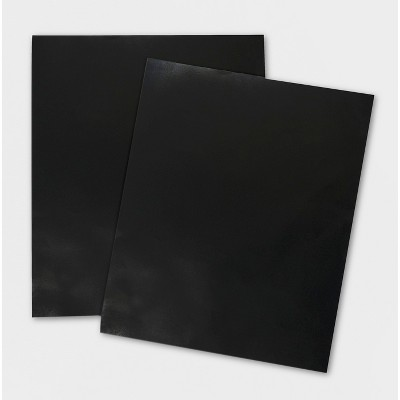 Charcoal Companion Grill Sheets - Black